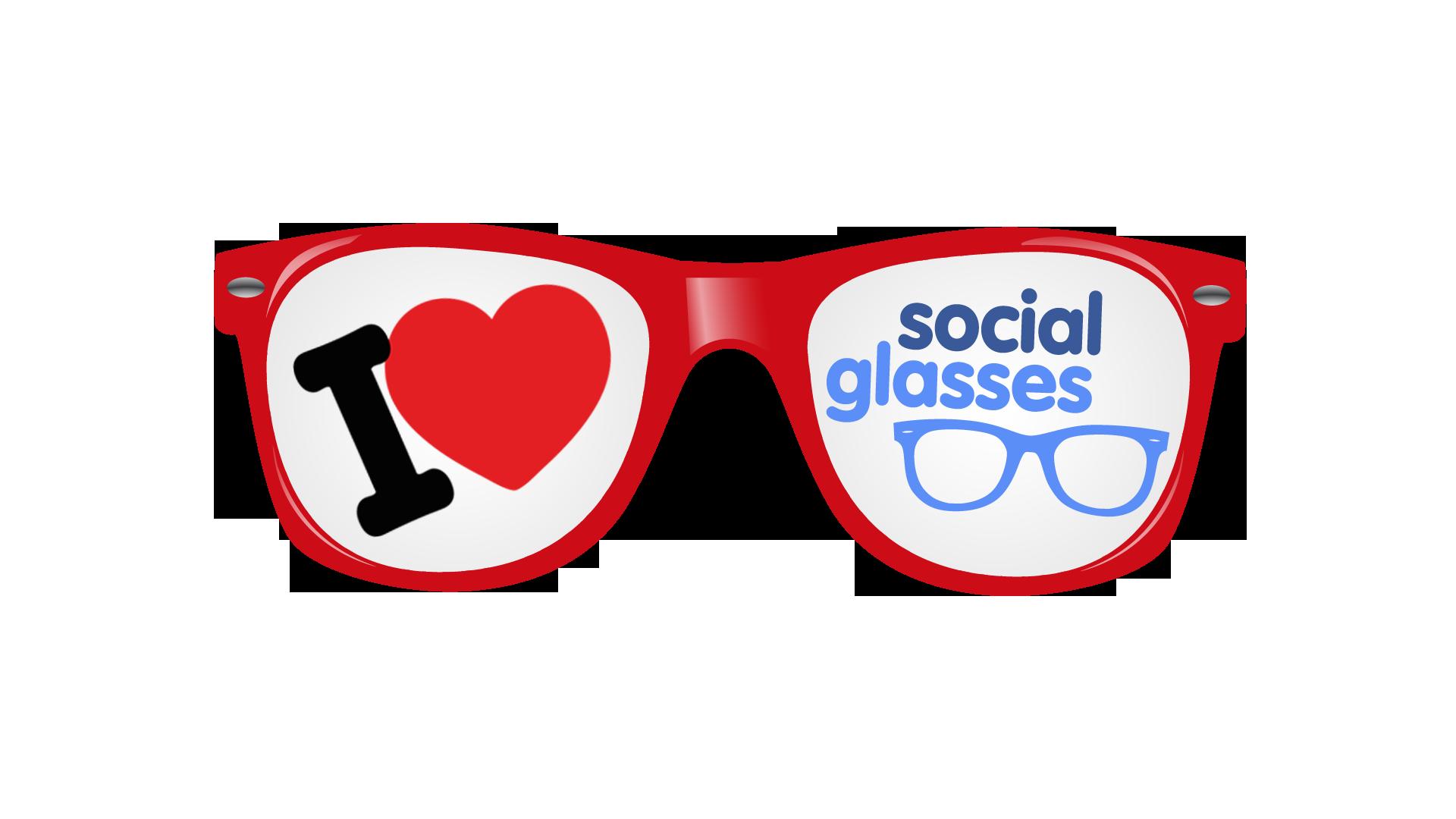 I <3 Social Glasses